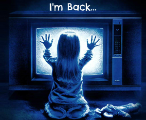 """From the film """"Poltergeist"""""""