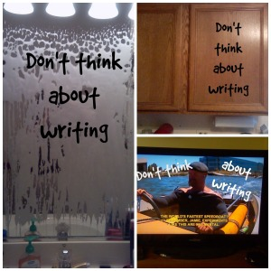 How Not to Think About Writing